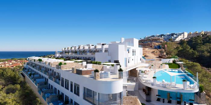 Apartment - New Build - Gran Alacant - Arenales