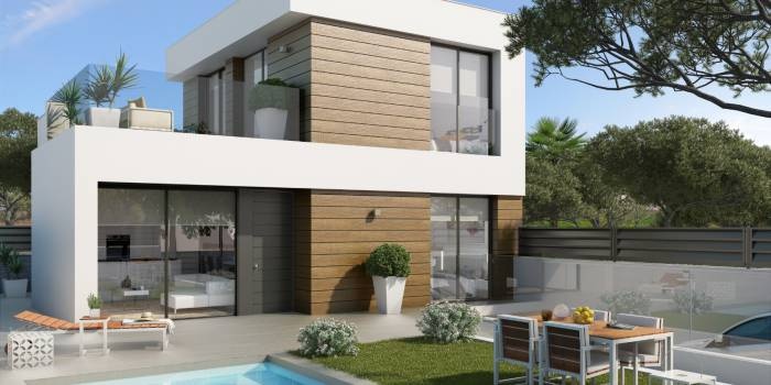 Villa - New Build - El Campello - El Amerador