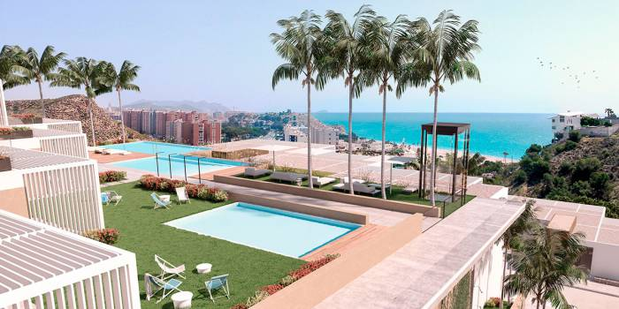 Apartment - New Build - Villajoyosa - Paraiso