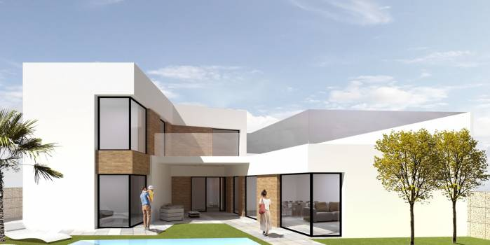 Villa - New Build - San Pedro del Pinatar - Centro